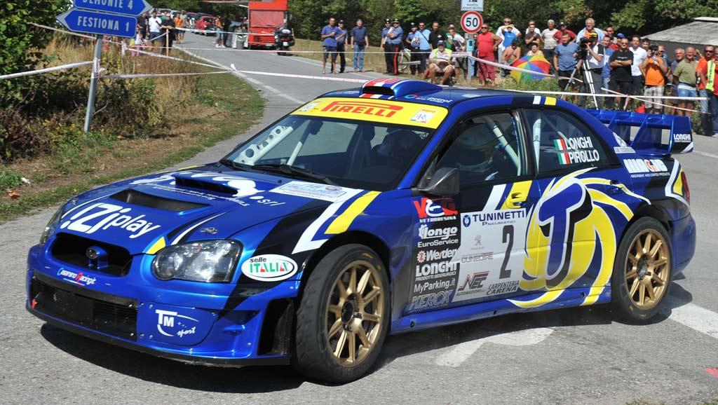 Ecco il dettagliato racconto dell'impresa del pilota al volante di una Subaru WRC S11.