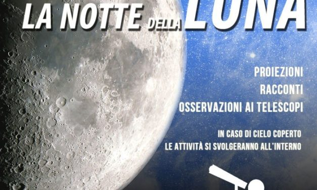 La notte della luna con Stellaria