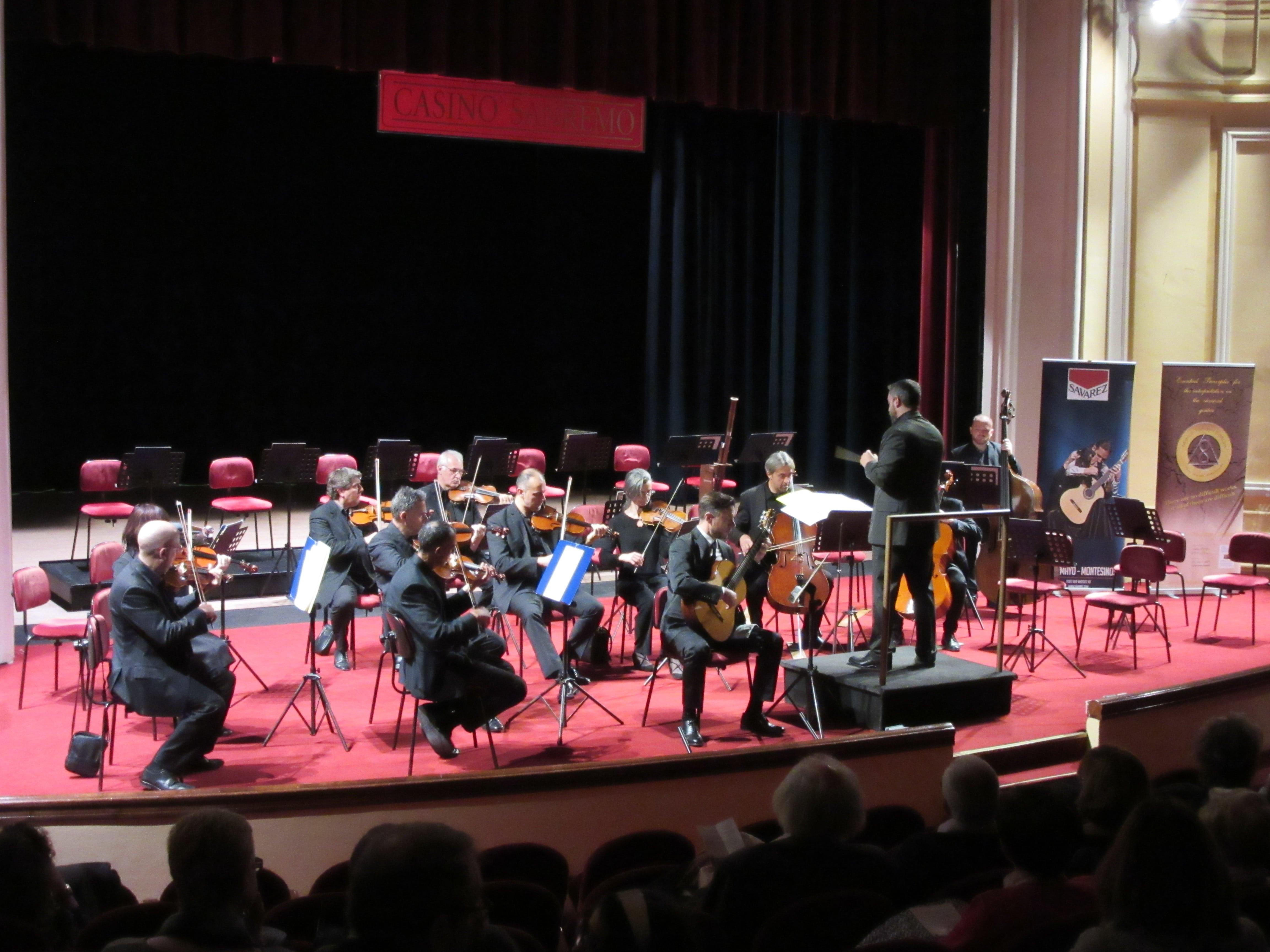 Proseguono gli appuntamenti internazionali con il Festival Chitarristico a Sanremo