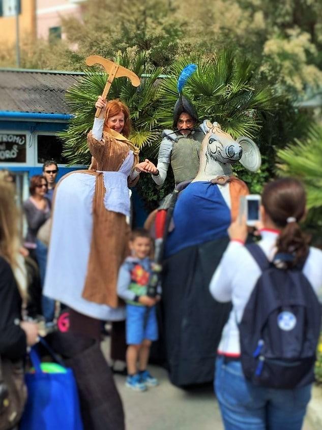 Bordighera: otto spettacoli per bambini e famiglie nel centro città durante le Feste