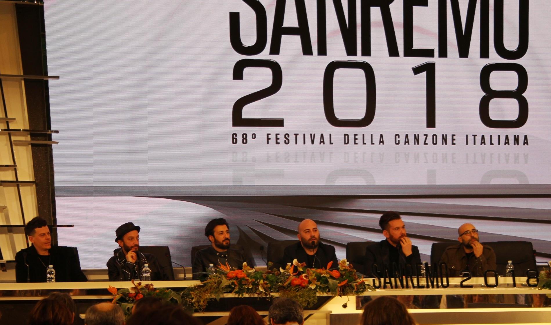 I Negramaro ospiti del Festival di Sanremo giovedì 8 febbraio con una versione speciale di Poster
