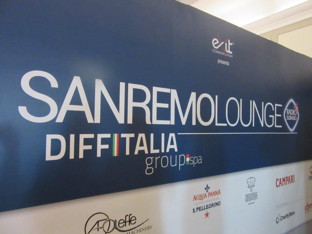 Sanremo Lounge Diffitalia: all'Hotel Royal la nuova location per artisti e addetti ai lavori del Festival