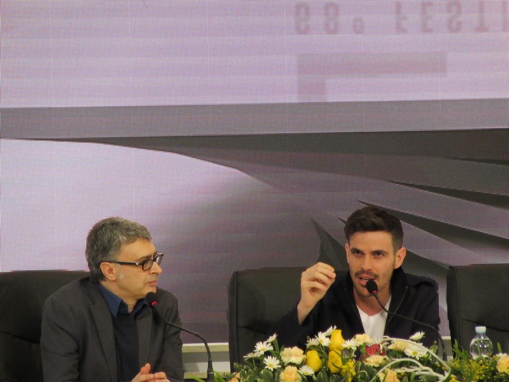 """Tra le Nuove Proposte, Lorenzo Baglioni porta al Festival """"Il congiuntivo"""""""
