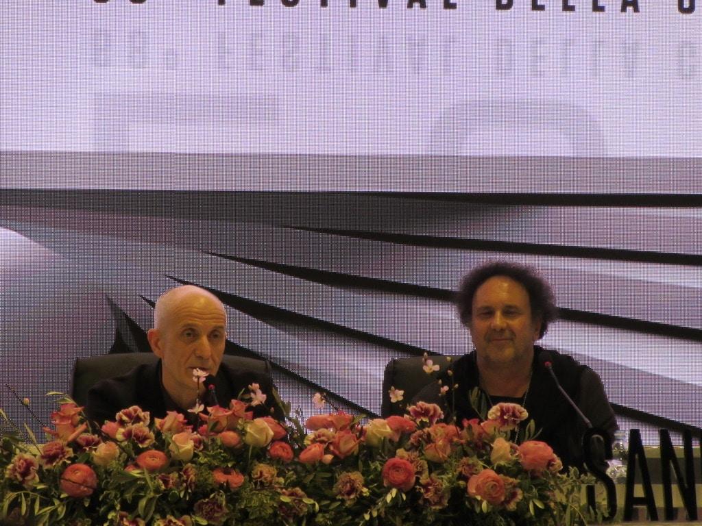 Al Festival per Avitabile è la prima volta, mentre Servillo ha vinto nel 2000 con gli Avion Travel