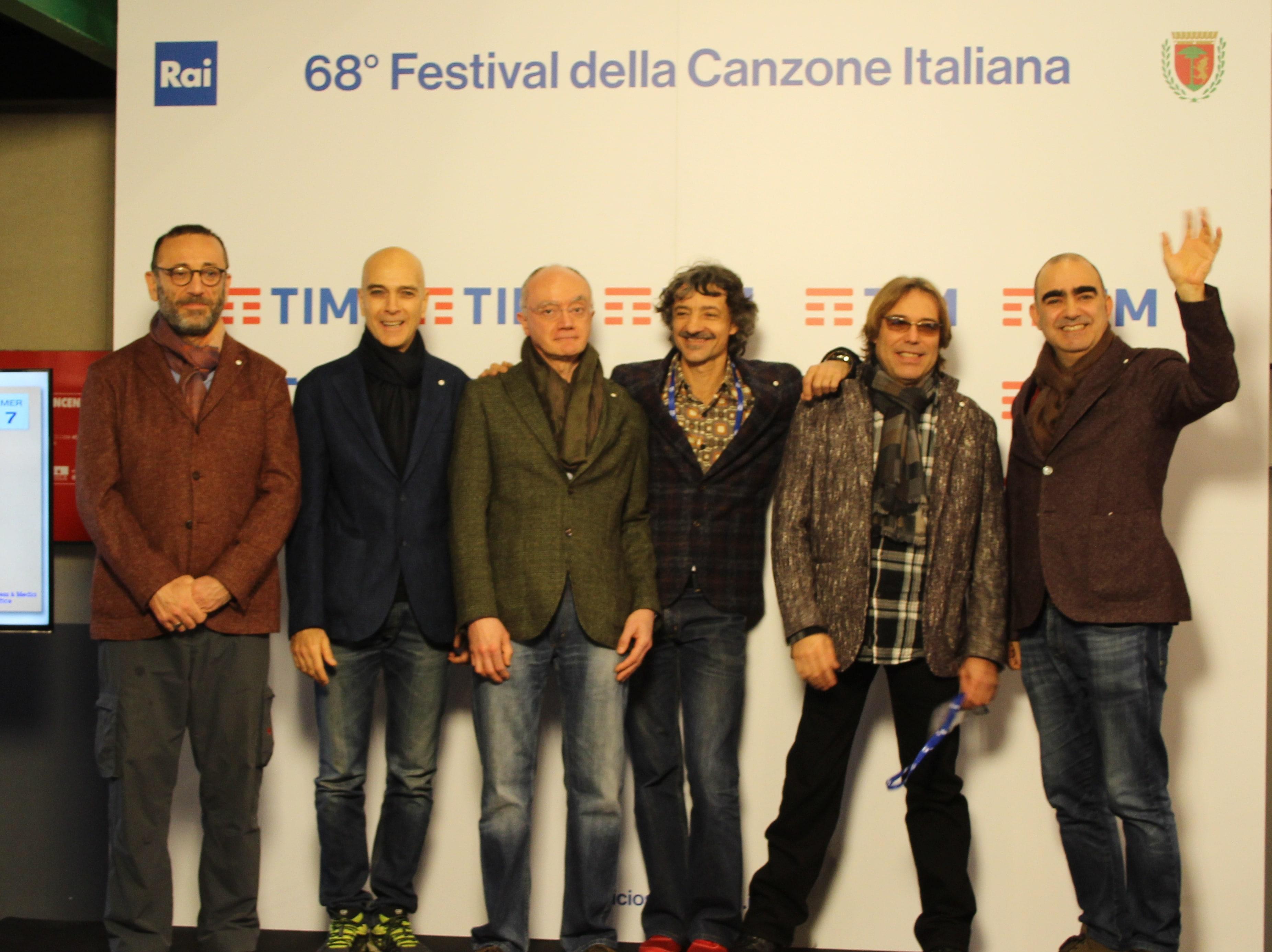 """La storica band a Sanremo con il brano """"Arrivedorci"""", un addio alla carriera tra sorrisi e amarezza"""
