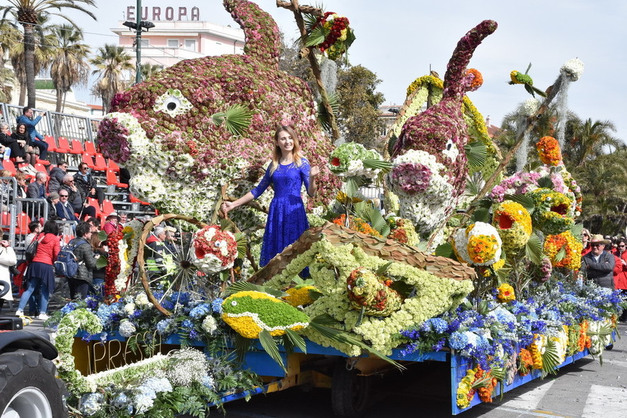 Ha vinto Cipressa l'edizione 2019 di 'Sanremo In Fiore'. Quest'anno il tema era 'Santuario Pelagos: un Mare da Amare' e il comune rivierasco, per la giuria, è quello che ha…