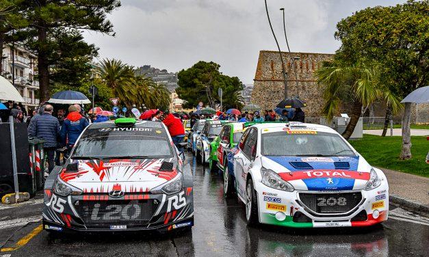 67° Rallye Sanremo, a Sanremo si scaldano i motori