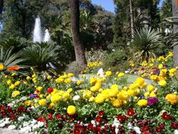 Parco del Bellevue – Comune di San Remo, palazzo Bellevue