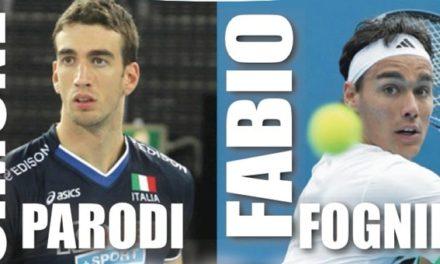 Olimpiadi: oggi il debutto di Fabio Fognini e di Simone Parodi