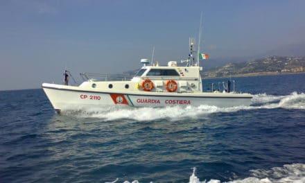 Guardia Costiera: il resoconto dell'attività di pattugliamento e soccorso nel periodo di Ferragosto