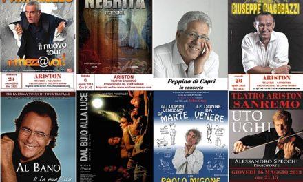 Sanremo: Panariello apre la ricca stagione firmata Ariston
