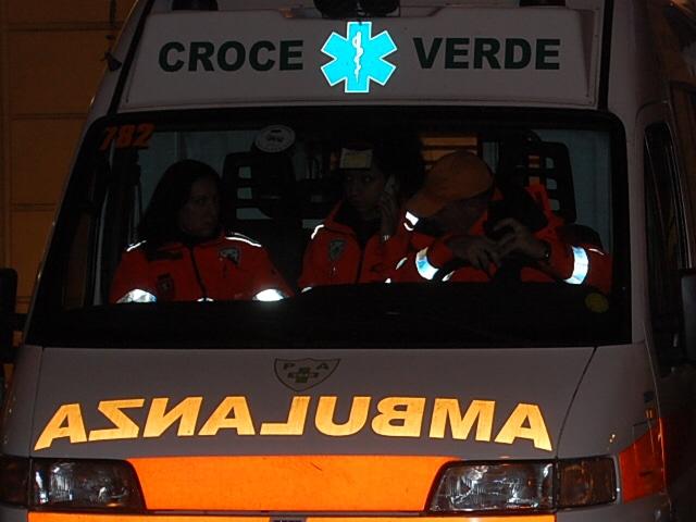 La Croce Verde Intemelia è dovuta intervenire due volte per soccorrere due partecipanti ai giochi del sestiere.
