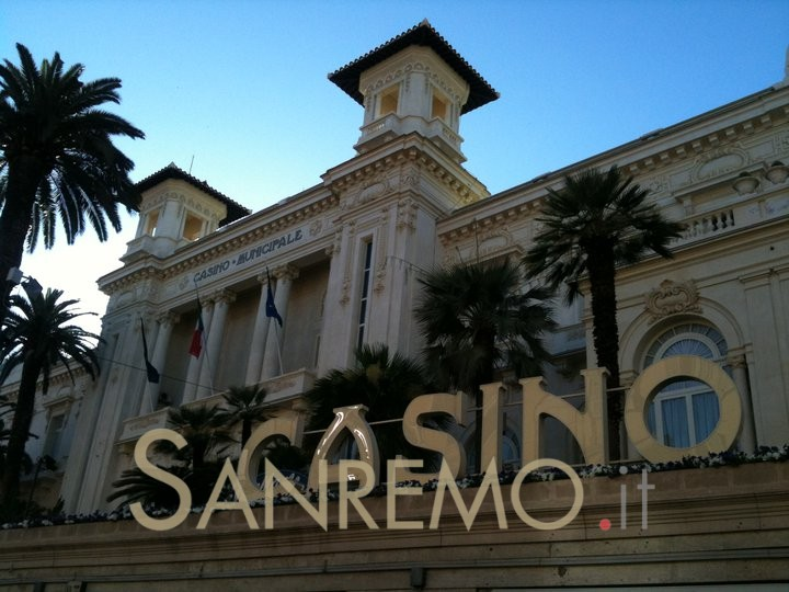 Bigin e Mastr'Antò al Casinò di Sanremo