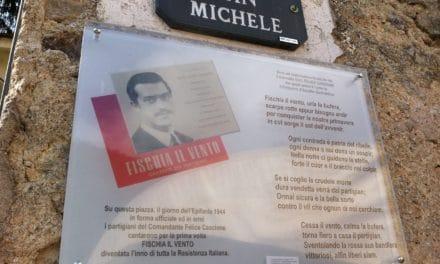 Alto (CN) ricorda il Partigiano Felice Cascione