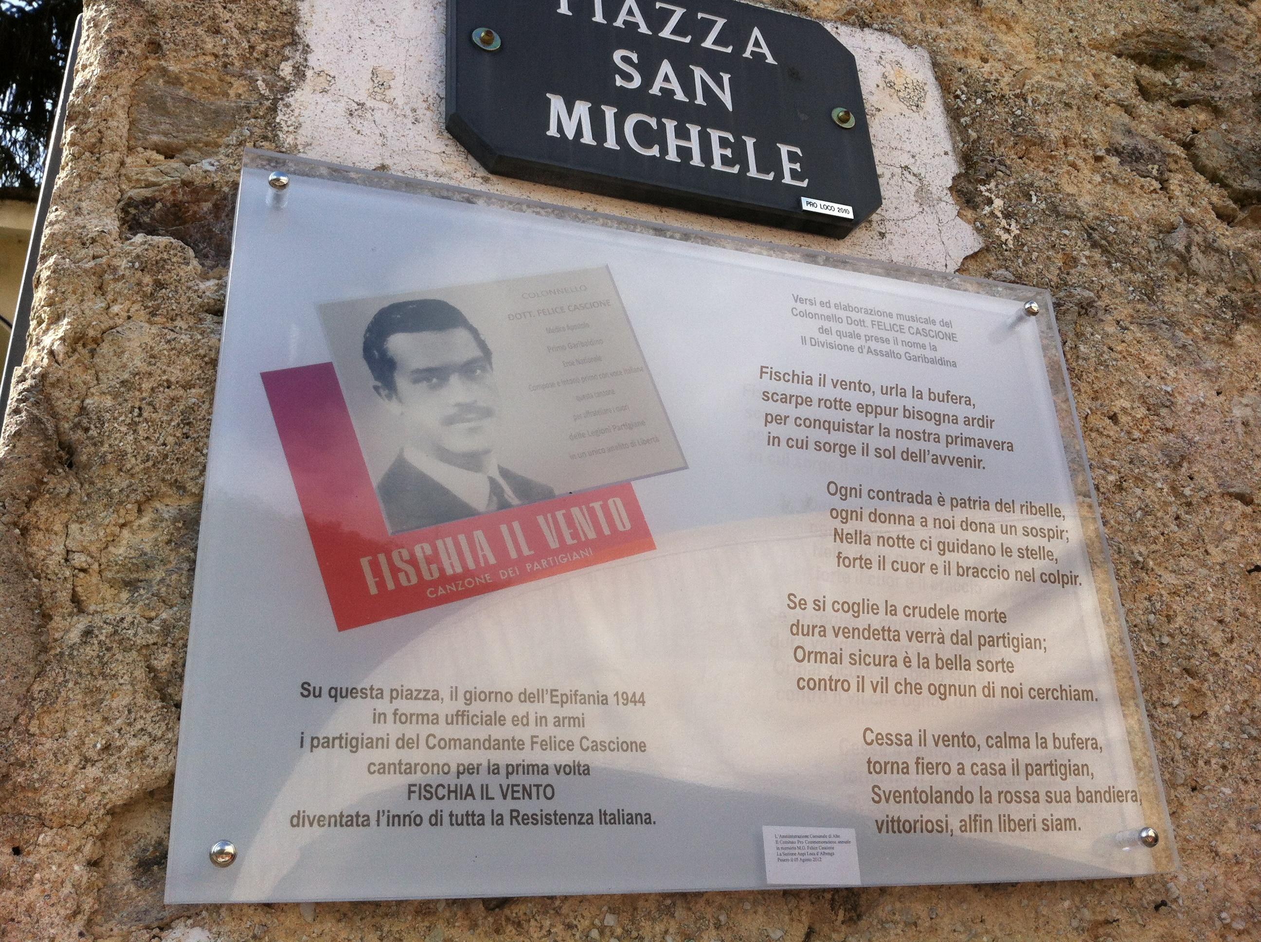 Come ogni anno, il 5 agosto, il paesino al confine tra le province di Savona e Cuneo, ricorda il celebre partigiano Felice Cascione, nato a Imperia, simbolo della Resistenza Italiana,…