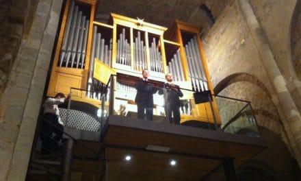 """Le """"meditazioni organistiche"""" riempiono la Cattedrale di Ventimiglia"""