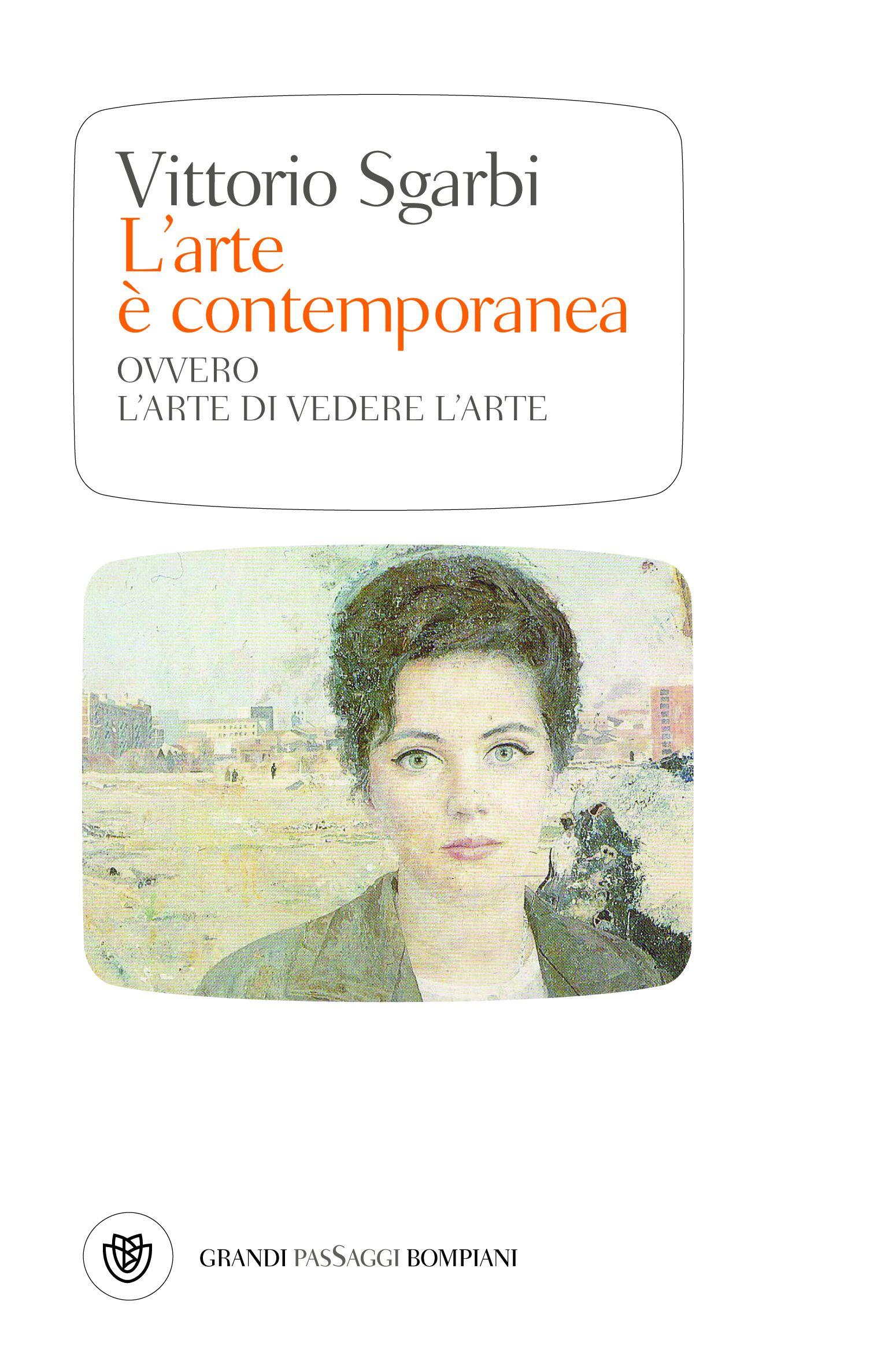 """Il grande critico e polemista questa sera sul palcoscenico di Piazza Borea d'Olmo, per presentare il suo libro """"L'arte è contemporanea"""" edito da Bompiani."""