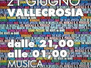 Vallecrosia: Festa della Musica 2013