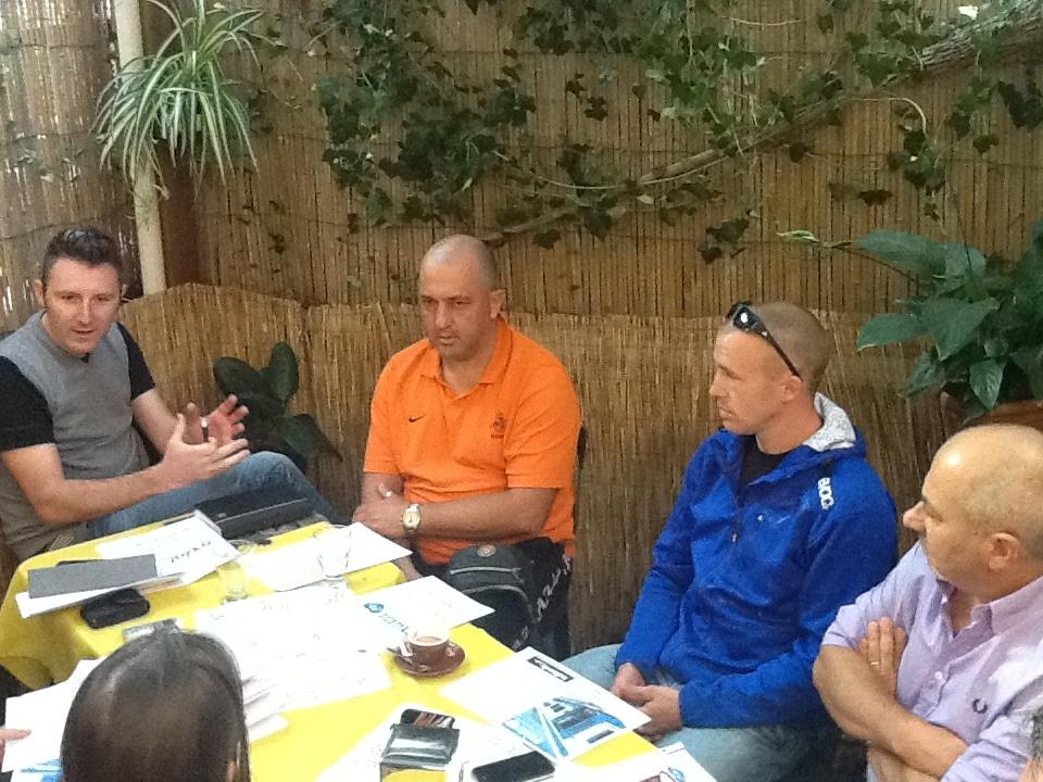 """Presentata questa mattina a Ventimiglia la pedalata amatoriale """"Trelata2012"""" che si svolgerà tra Vievola e Limone Piemonte la prossima Domenica. Organizzata dalla associazione Giuseppe Biancheri di Ventimglia, la pedalata ha…"""
