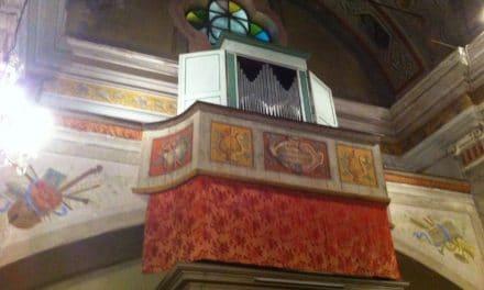 Festival Intenazionale di Organi: ieri a Torri la prima serata