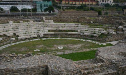 """Ventimiglia: """"Antiquarium"""" e """"teatro"""" romano aperti a Capodanno"""