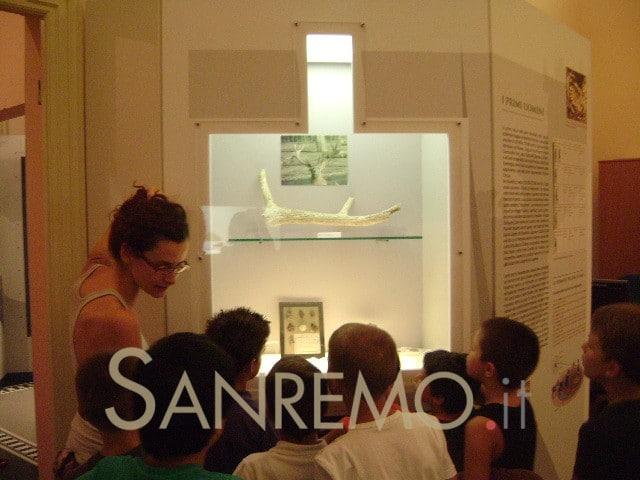 """Diano Marina: più di cento visitatori al """"Marm – Museo Civico"""""""