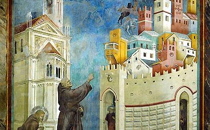 Quando la Storia racconta…: i frati francescani a Ventimiglia