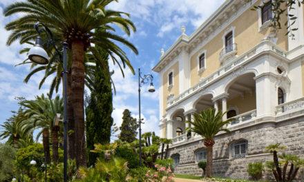 """Bordighera: Villa Regina Margherita apre per la """"liberazione"""""""