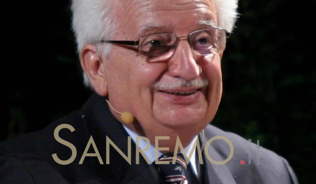 "Sanremo: Bruno Gambarotta visita il Roof Garden. Protagonista a ""Caffè Venezuela"""