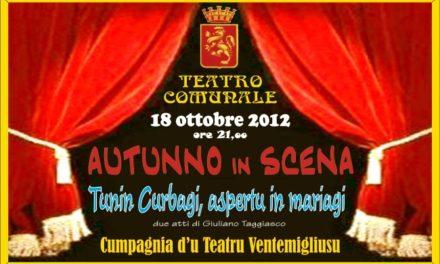 """Ventimiglia: inizia la prevendita per la """"premiere teatrale"""""""