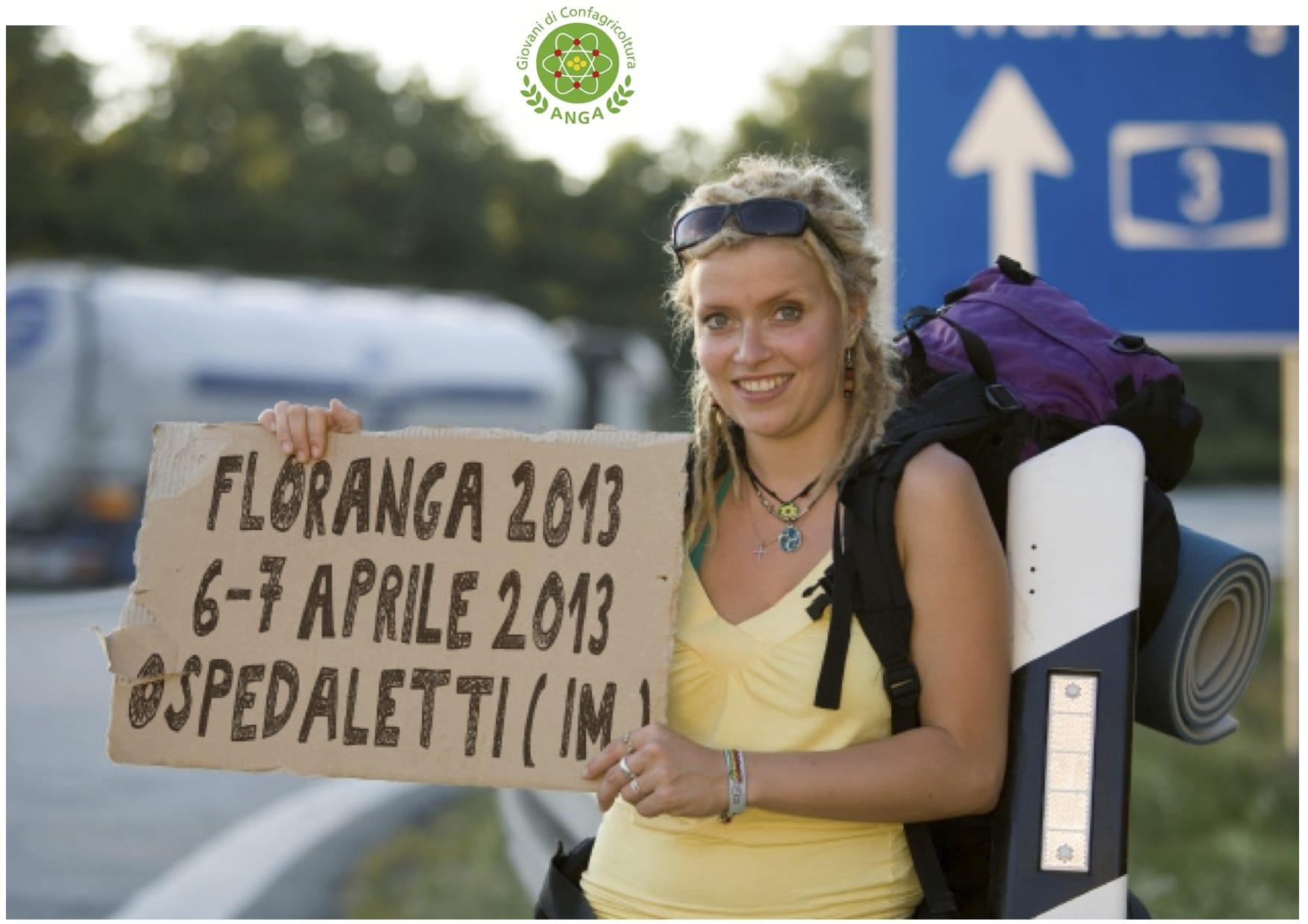 Si arricchisce il programma degli eventi collaterali e di preparazione in vista di FLORANGA 2013 (Esposizione e concorso floricolo) che si svolgerà ad Ospedaletti (IM) il 6/7 Aprile 2013 presso…