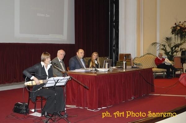 """Quando il Festival aveva come luogo d'elezione il Salone delle Feste del Teatro del Casinò"""" e Claudio Villa e Domenico Modugno erano sovrani incontrastati..."""