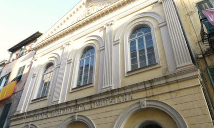"""Ventimiglia: riapre la """"Biblioteca Aprosiana"""" nella città Alta"""