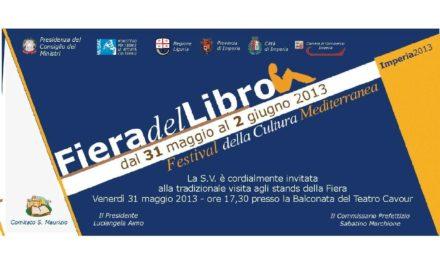 Imperia: il ricco programma del Festival della cultura Mediterranea