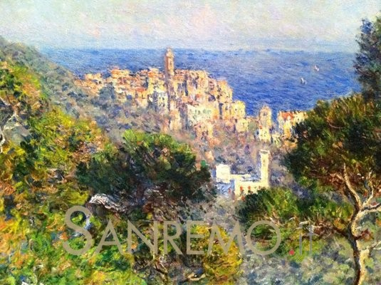 "Bordighera: trekking con ""Strade"" sui sentieri di Claude Monet"