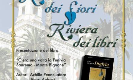 """""""Riviera di fiori, Riviera di ….libri"""", la festa della letteratura ligure"""