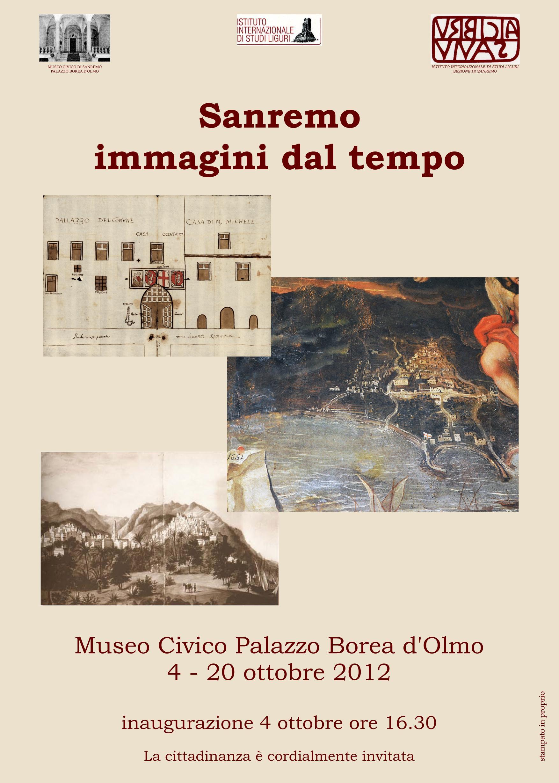 La mostra, realizzata dall'Istituto Internazionale Studi Liguri sezione Sanremo, sarà aperta al pubblico dal 4 al 20 Ottobre. L'occasione per scoprire una Sanremo capace di trasformarsi, e tanto, nel corso…