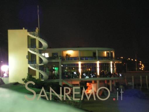 """Sanremo: """"ultimi fuochi"""" al Victory Morgana Bay"""