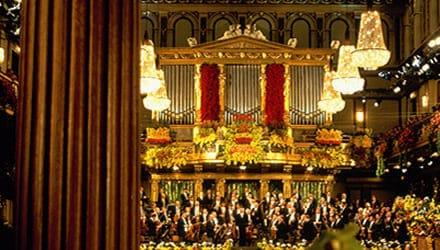 """Sanremo: i fiori """"matuziani"""" al Concerto di Vienna"""