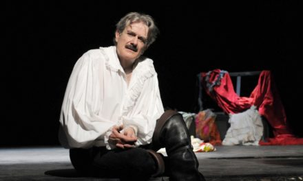Sanremo: debutto domani all'Ariston per Giuseppe Pambieri