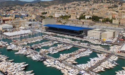 Genova: le telecamere di Rai Uno in diretta dal Salone Nautico
