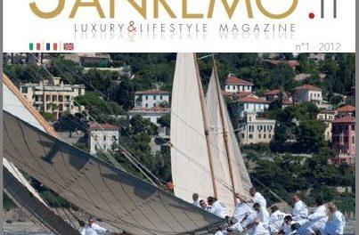 """Target internazionale per Sanremo.it, il """"Total media magazine"""""""