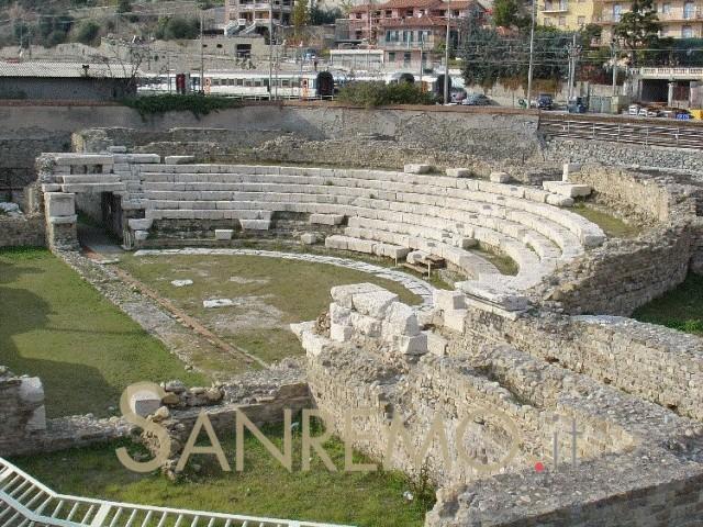 "Ventimiglia: l' ""Antiquarium"" aperto a Ferragosto"