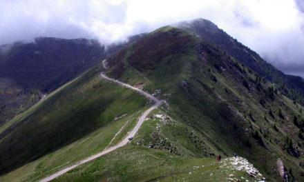 Attraverso le Alpi liguri, il sentiero delle Vene