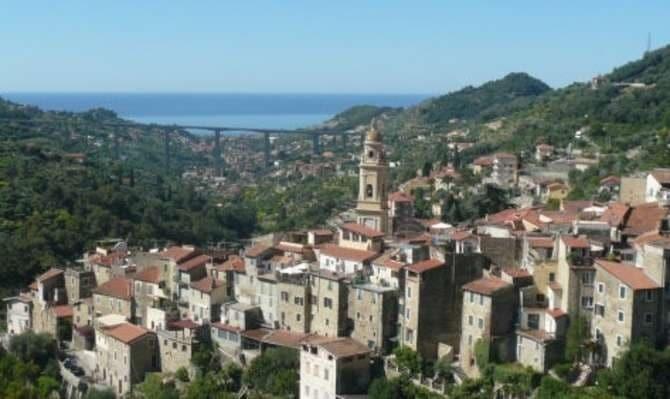 La gita ideale per concludere il 2012.... Da Ospedaletti a Bordighera attraversando Monte Nero. Appuntamento Domenica 30 Dicembre.