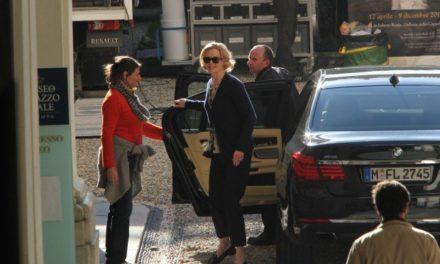 Nicole Kidman a Genova incarna il mito di Grace