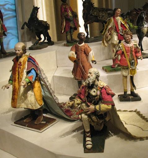 Orario di apertura ampliato e una serie di concerti natalizi per regalare a tutti lo spettacolo delle preziose statue del Maragliano