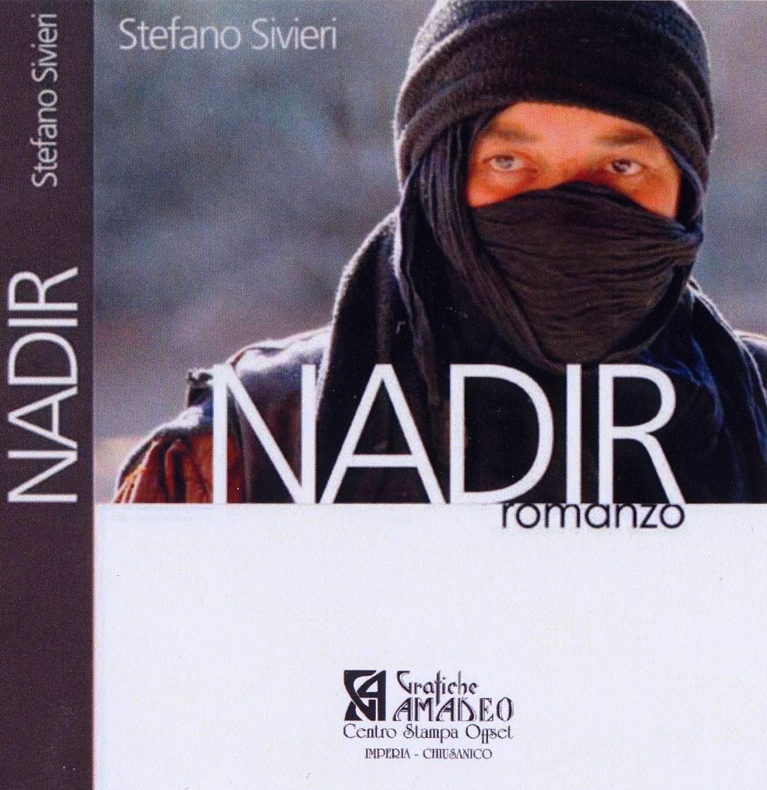 """Anche i """"Lettori mascherati"""" alla presentazione di """"Nadir"""", l'ultimo lavoro di Sivieri, domani, 16 dicembre, alle ore 21 alla Libreria Ragazzi"""
