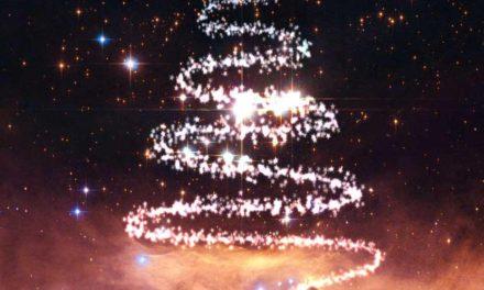 Natale stellare all'Osservatorio Cassini