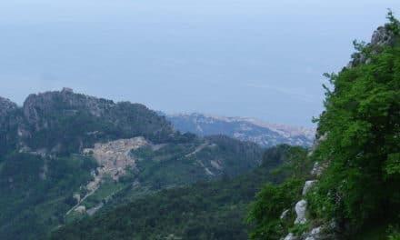 Trekking: a Cime de Baudon attraverso Saint Agnes…